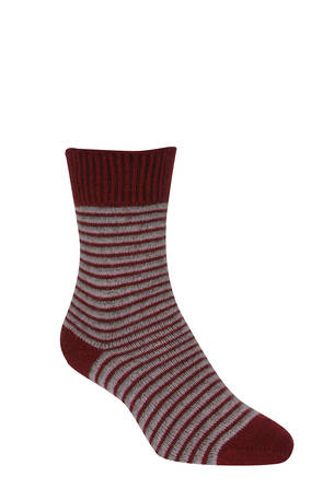NX458 Striped Dress Sock
