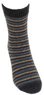 Multi Coloured Stripe Sock 9953