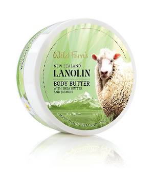Wild Ferns Body Butter